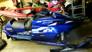 1999 Yamaha Vmax
