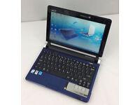 "Acer Aspire One Netbook 10.1"" 1.6GHz 1GB RAM 160GB Hard Disk Windows XP"
