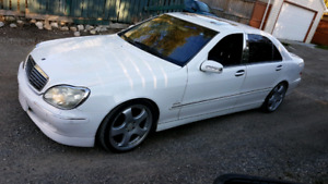 MINTY! 1999 S500 BENZ! Carlsson Edition! OBO