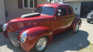 1940 FORD 2DR COUPE (ALL STEEL)