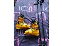 Salomon Xwave 9.0 ski boots