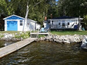 Crowe Lake Waterfront Cottage for sale by owner