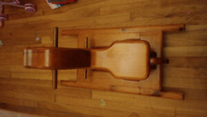 wood Rocking Horse 45$