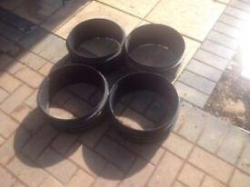 Ug 438 drainage riser rings