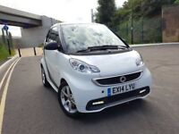 Smart Car ForTwo 21 MHD Coupe 2014 Auto Low Mileage