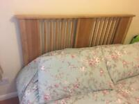 Double bed frane