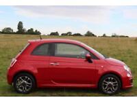 2014 Fiat 500 1.2 S 3dr (start/stop)