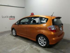 2010 Honda Fit Sport  ***Locataed in Owen Sound***