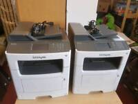 Printers - All in One Lexmark MX410de ( Print, Copy, Email, Fax and Scan ) 300 Sheets Input Printers