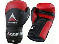 Aamron cowhide boxing gloves
