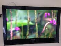 Samsung 42 inc tv
