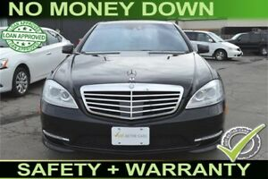 2012 Mercedes-Benz S-Class S 550 4-Matic, Sunroof/Leather/Loaded