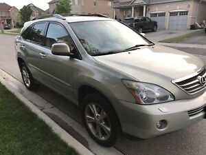 Lexus RX 400h Navigation, Back up camera, DVD