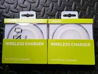WIRELESS CHARGERS.