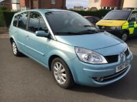 RENAULT GRAND SCENIC 7 SEATER FORD GALAXY TRANSIT S C MAX VAUXHALL ZAFIRA SWAP FOR VAN MERCEDES VITO