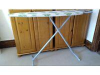 IKEA ironing board + Ikea holder for an iron
