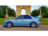 Subaru Impreza wrx sti looks