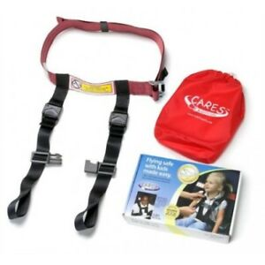 CARES Airplane Safety Harness for Chikdren