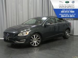 2014 Volvo S60 4dr Sdn T6 AWD *LOCAL LEASE RETURN* *LOW KM*