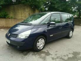 2005 RENAULT ESPACE 2.0 16V EXPRESSION 7 SEATER