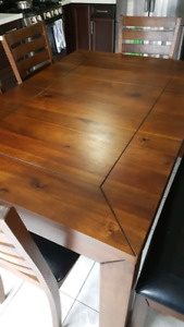 Oak Solid wood dinning table