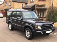 Land Rover Discovery 2 | 2004 | 85,000 miles