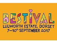 Bestival Adult Weekend Premium Camping £293