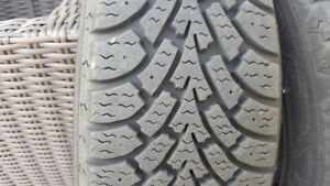 2002 Nissan Altima Winter Tires With Rims