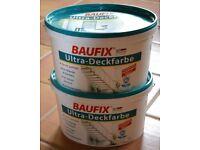 20 Litres Quality German (Lidl) White Emulsion Paint