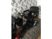 Two mobility scooters for sale