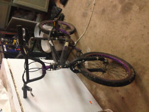 BMX bike for cheap!