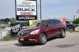 2016 Buick Enclave AWD, 7 PASSENGER, DUAL SUNROOF, REAR CAMER, W