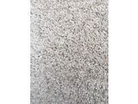 High Quality (Never Fitted) Carpets for sale - Ivory and Linen Colours