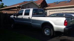 parting out 2009 ford f250 4x4 powerstroke