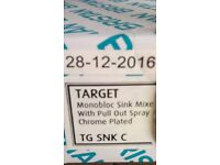 Bristan monobloc Target Tap