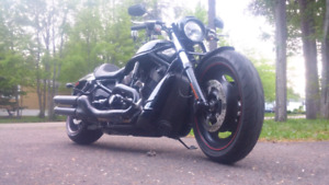 Harley-davidson night rods