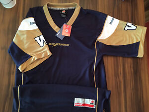 Blue Bombers jersey - brand new with tags - Medium