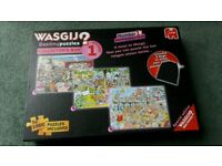 collectors edition wasgij jigsaws