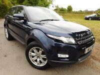 2013 Land Rover Range Rover Evoque 2.2 SD4 Pure 5dr Auto [Tech Pack] 1 Owner!...