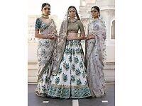 wedding lehenga Indian ethnic