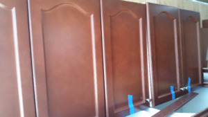 Complete Set of Kitchen Cupboards