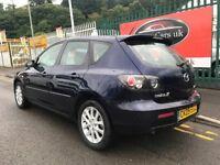 2009 (09 reg) Mazda3 1.6 Takara Hatchback 5dr Hatchback Petrol 5 Speed Manual