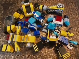 Lot of multiple Lego Mixels kits