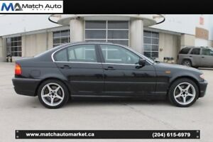 *Safetied* 2005 BMW 3 Series 330xi *AWD* *Leather* *Sunroof*