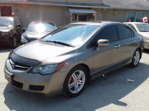2007 Acura CSX PREMIUM / ACCIDENT FREE with ONE YEAR WARRANTY