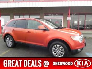 2007 Ford Edge AWD SEL Leather,  Heated Seats,  Bluetooth,  A/C,