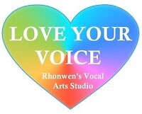 SINGING LESSONS - LOVE YOUR VOICE <3