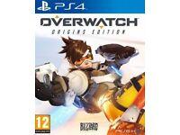 OVERWATCH PS4 - Origins Edition