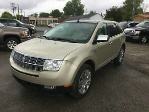 Lincoln MKX Traction intégrale, 4 portes