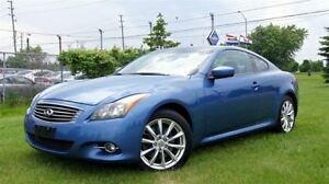 2012 Infiniti G37X COUPE * AWD * CAMERA * LEATHER * SUNROOF *